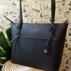 Kate spade Cameron large shoulder tote handbag new